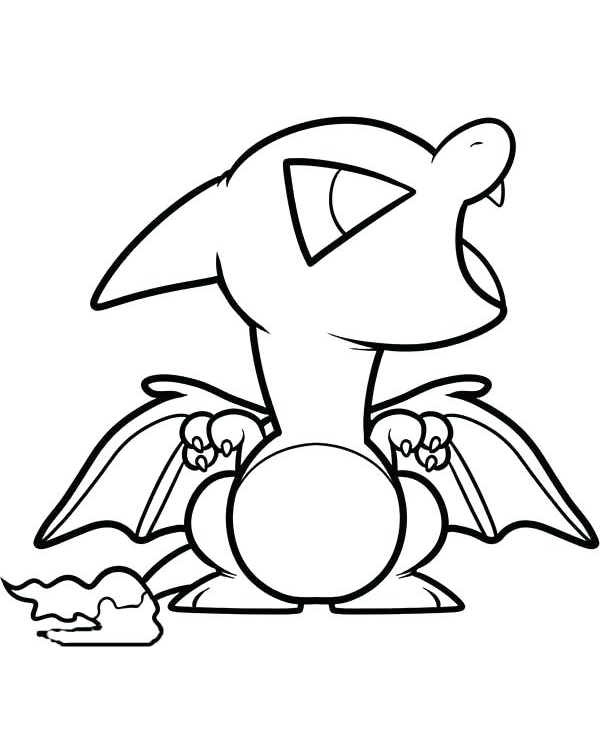 chibi charizard pokemon