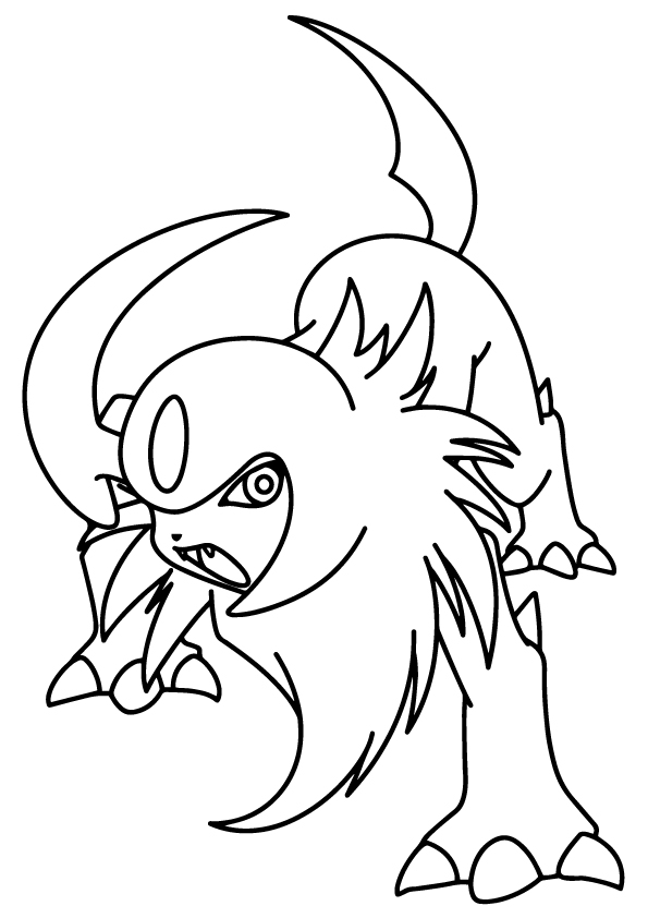 pokemon absol